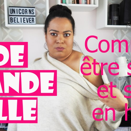 MODE GRANDE TAILLE : Comment rester stylée et sexy en hiver