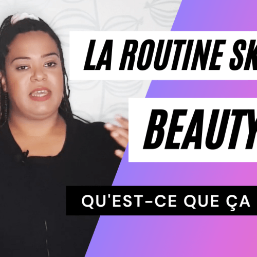 Je teste la routine skincare de Beauty Bay