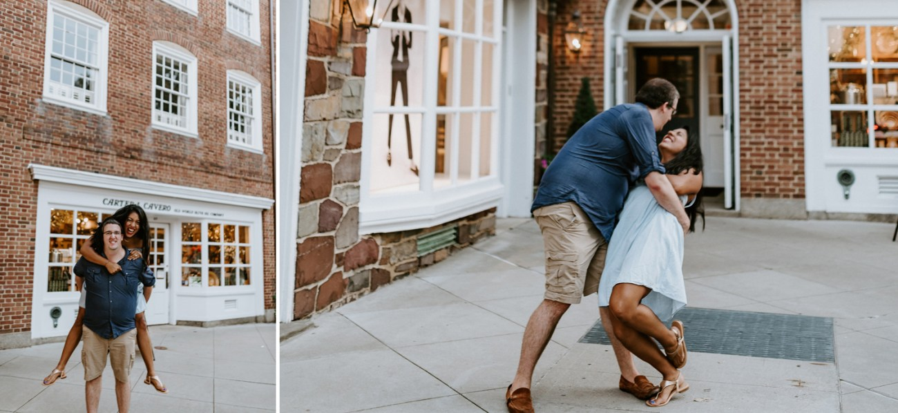 Princeton University Engagement Session New Jersey Wedding Photographer Anais Possamai Photography