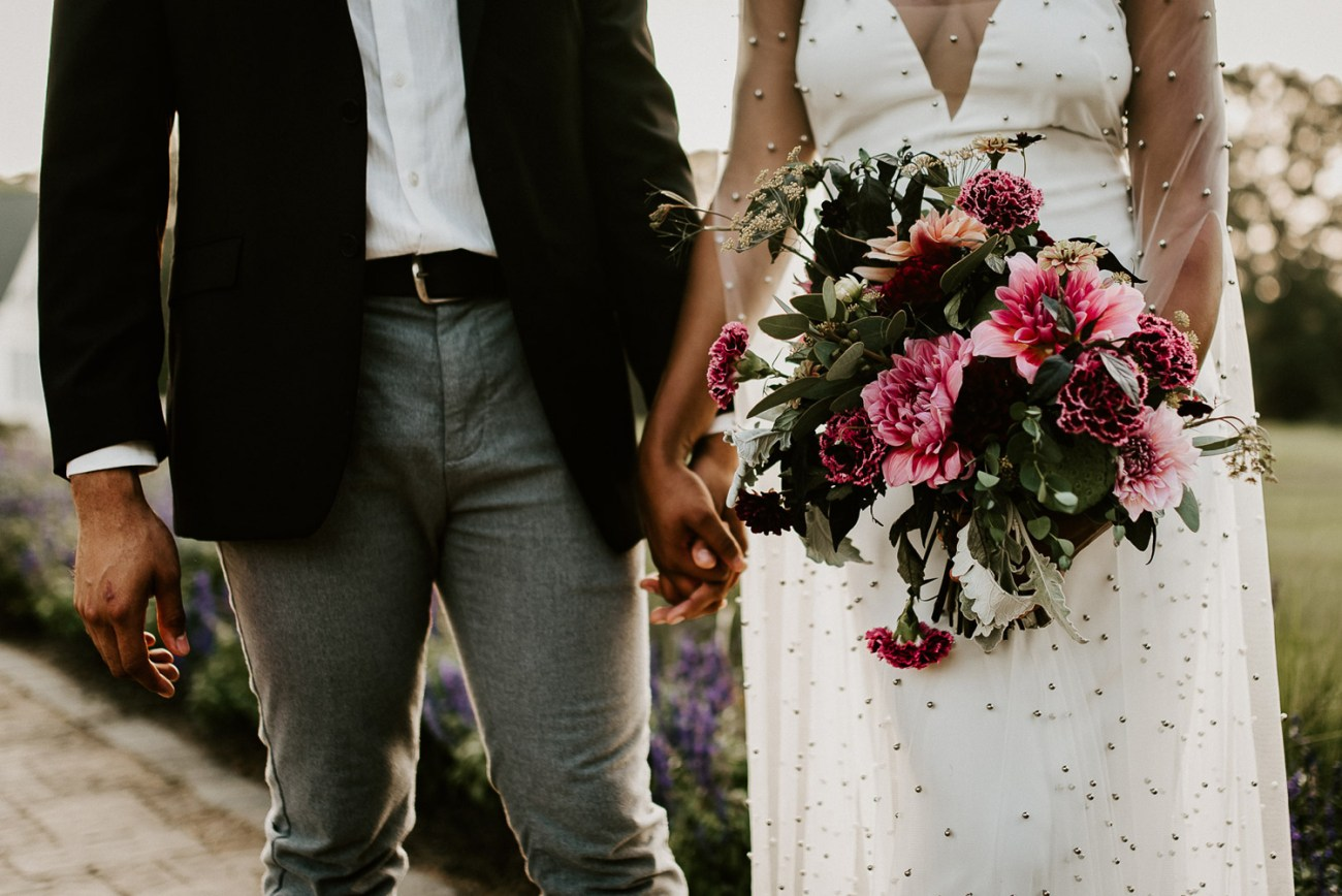 Wedding bouquet inspiration, Colorful wedding flowers