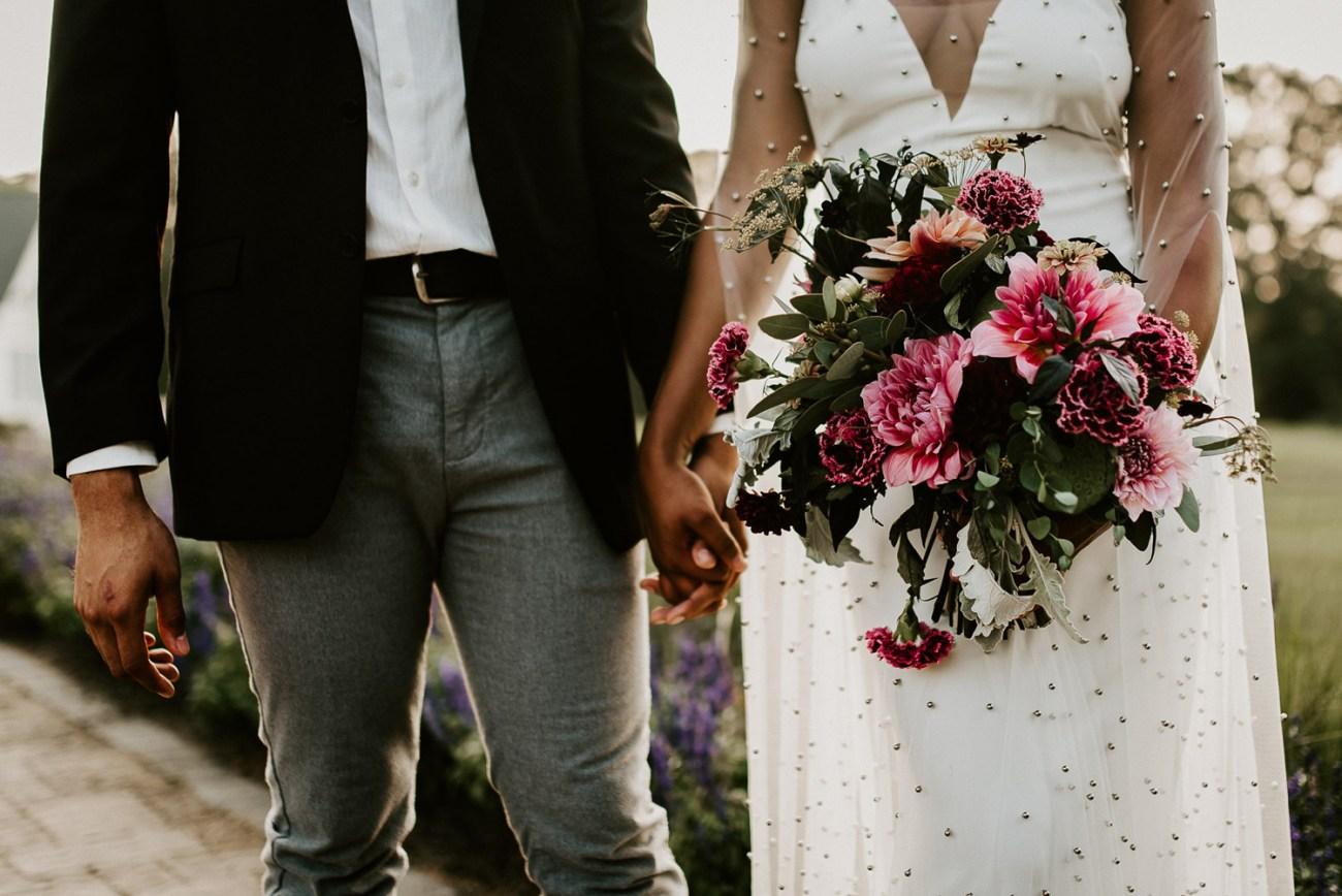 Wedding bouquet inspiration, Colorful wedding flowers