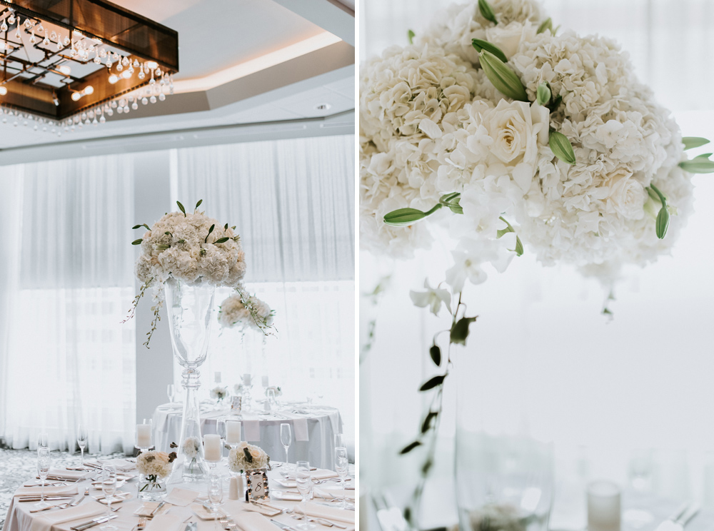 Ball Room Reception at the Renaissance Hotel Allentown PA , New Jersey Wedding Photographer, Philadelphia Wedding Photographer Anais Possamai Photography