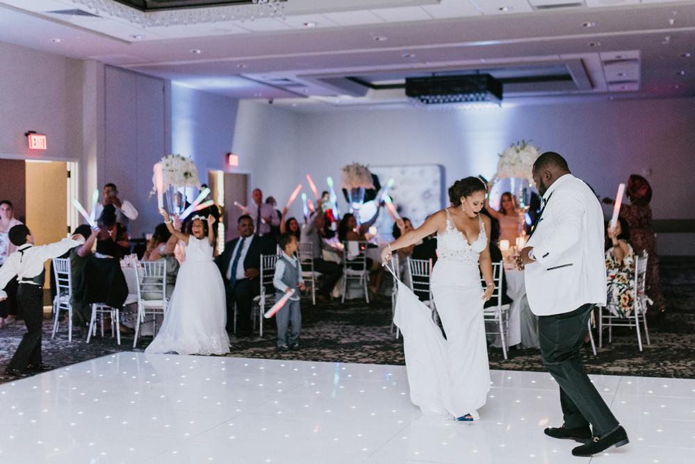 Renaissance Hotel Allentown PA Wedding Reception, New Jersey Wedding Photographer, NJ Wedding Venue, Philadelphia Wedding Photographer Anais Possamai Photography