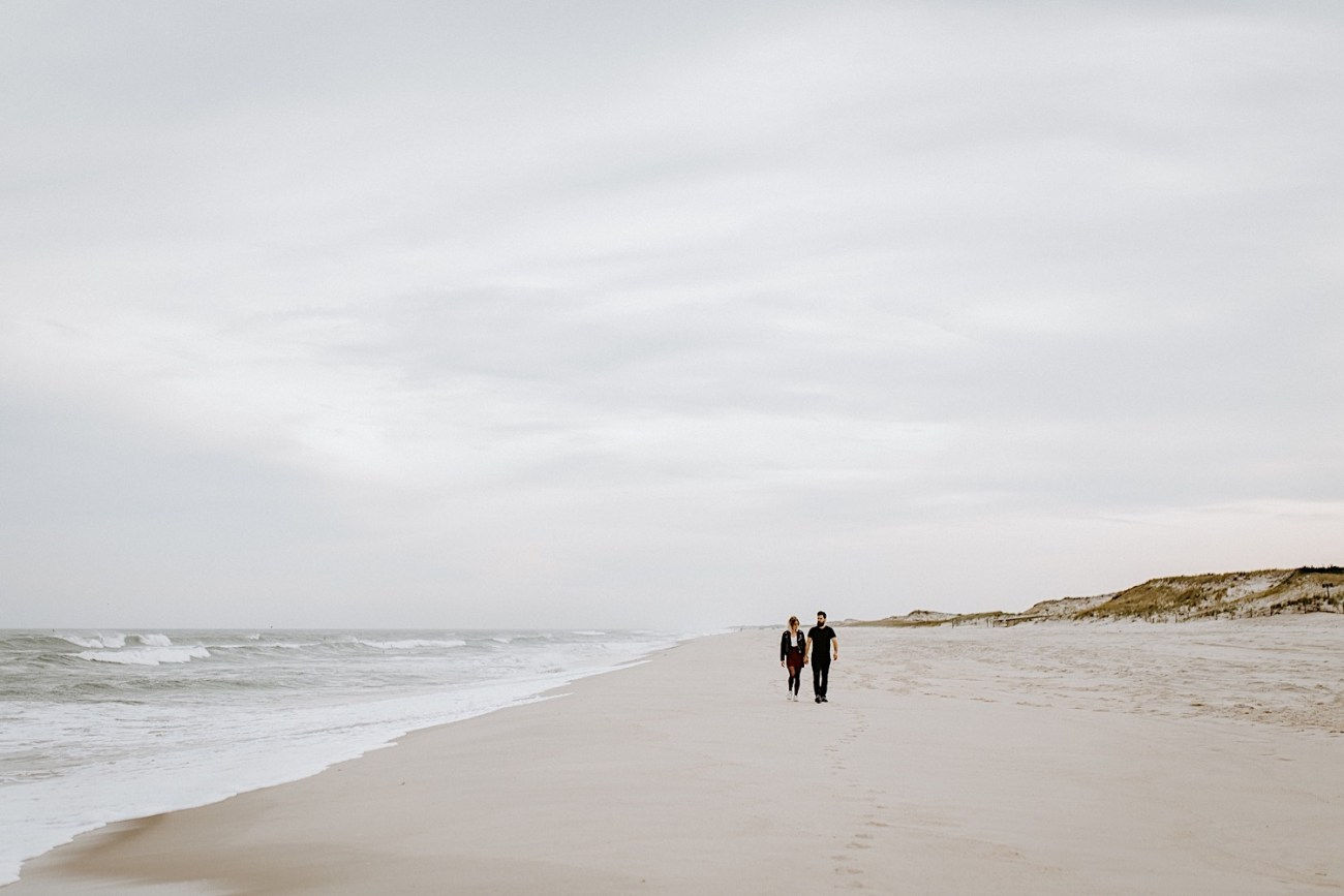 Long Beach New Jersey Engagement NJ Wedding Photographer Beach Engagement Photos 04