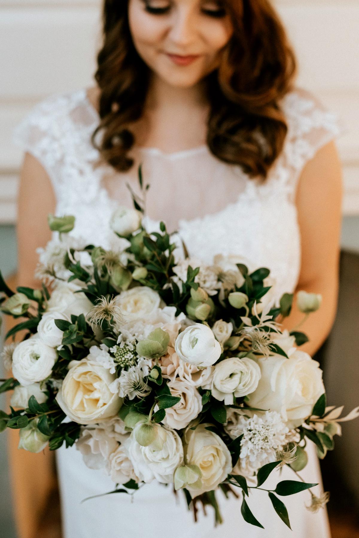 10 The Inn At Glencairn Winter Wedding Inspiration Winter Elopement Princeton Wedding Photographer NJ Wedding Photographer