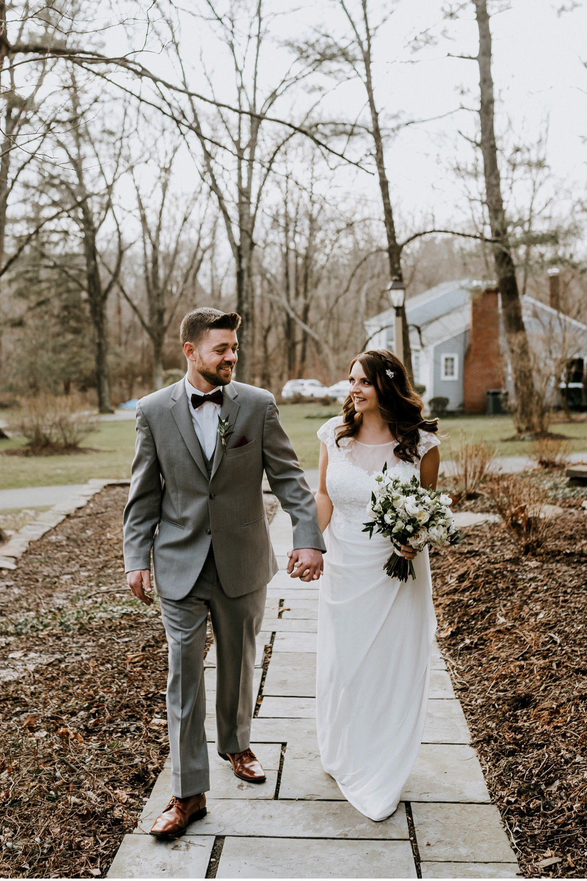 22 Winter Elopement Adventurous Elopement Photographer New Jersey Wedding Photographer Intimate Wedding