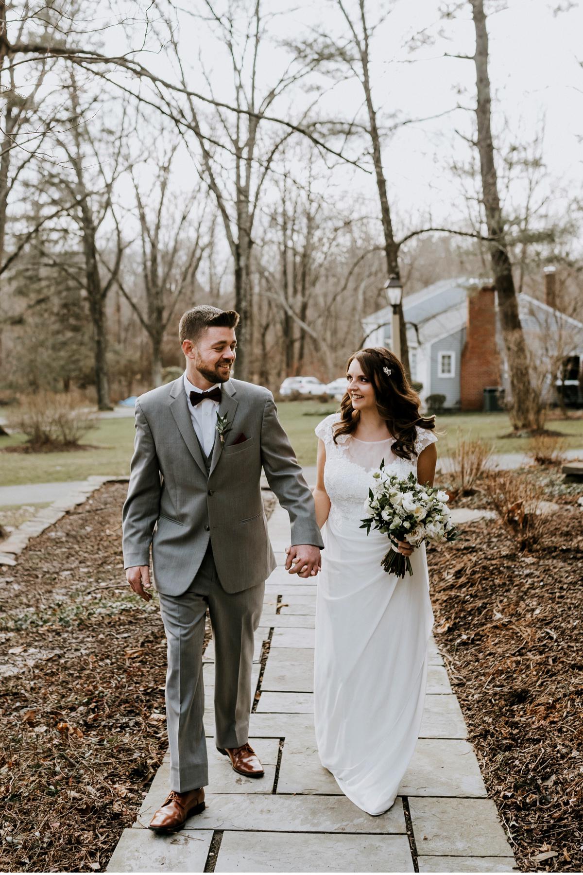 22 Winter Elopement Adventurous Elopement Photographer New Jersey Wedding Photographer Intimate Wedding