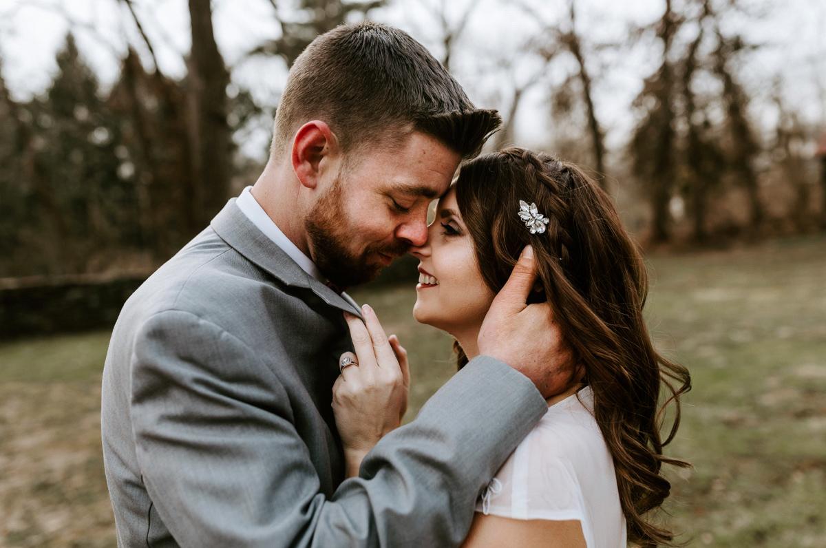 42 Winter Elopement Adventurous Elopement Photographer New Jersey Wedding Photographer Intimate Wedding