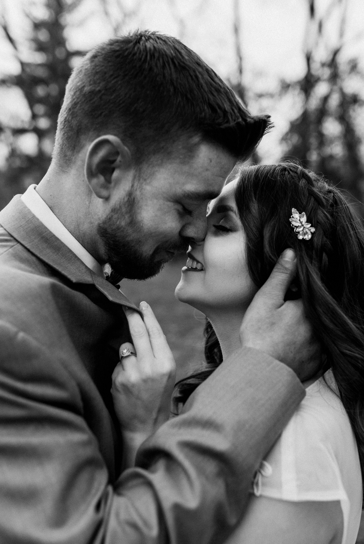 43 Winter Elopement Adventurous Elopement Photographer New Jersey Wedding Photographer Intimate Wedding