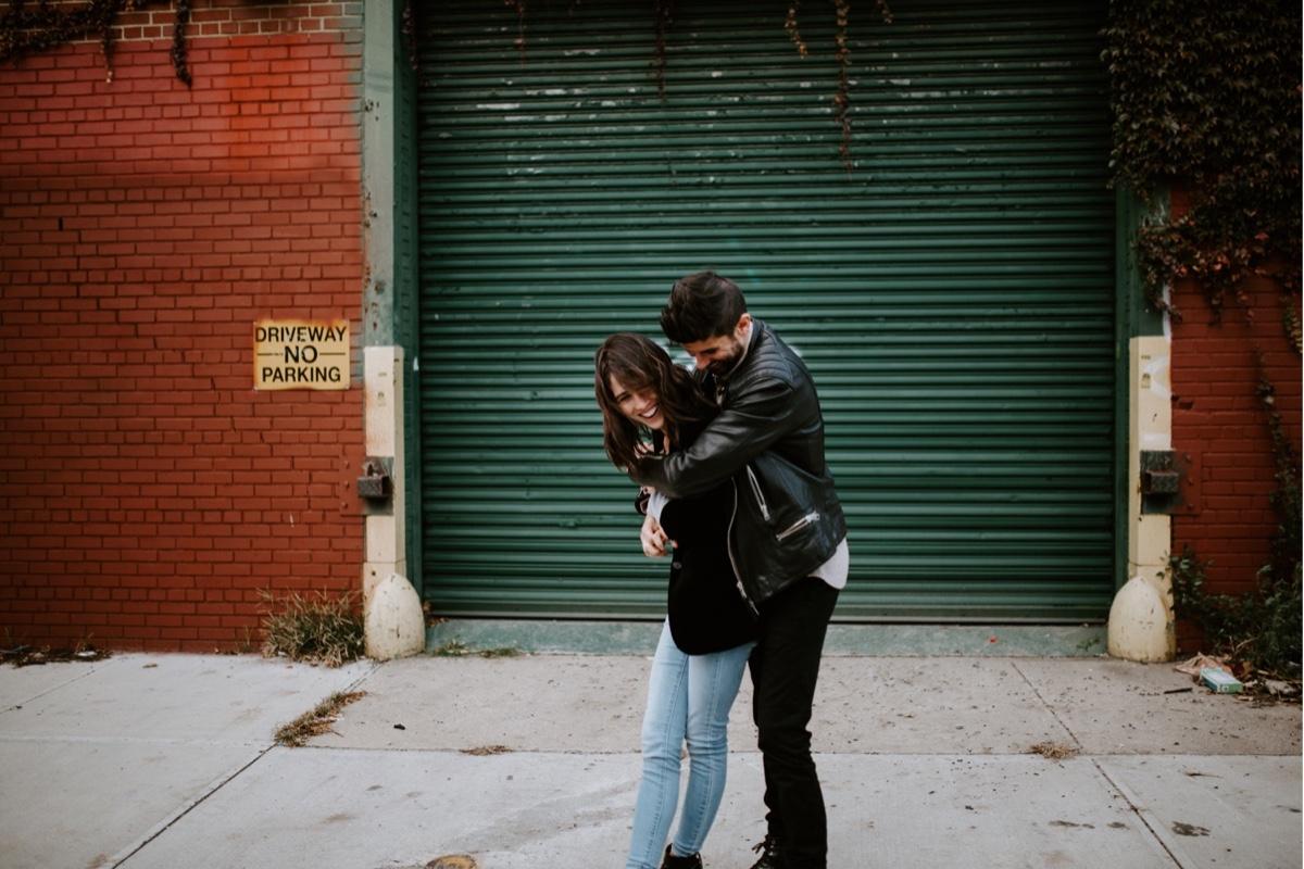 Industrial Brooklyn Engagement Destination Wedding Photographer 34