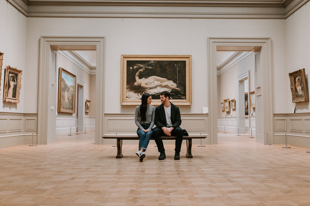 Nyc Wedding Photographer The Metropolitan Museum Of Art Nyc Engagement Session The Metropolitan 16