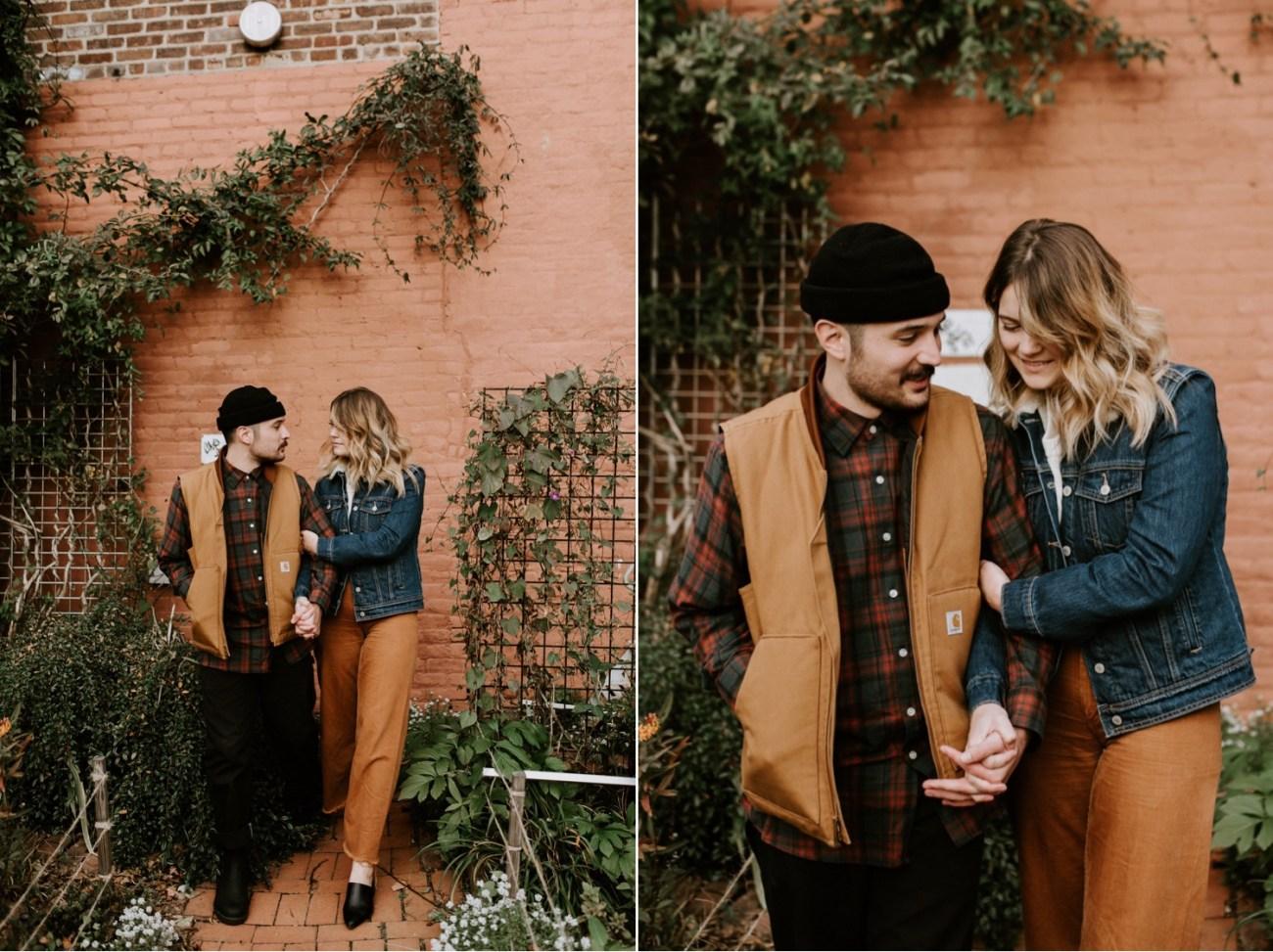 12 Brooklyn Wedding Photographer Brooklyn Engagement Session 501 Union Brooklyn Fall Engagement Session