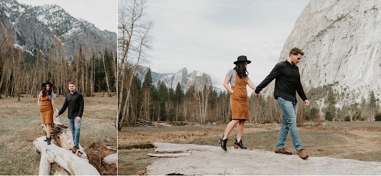 Yosemite Anniversary California Wedding Photographer San Francisco Wedding Photographer Yosemite Elopement 12