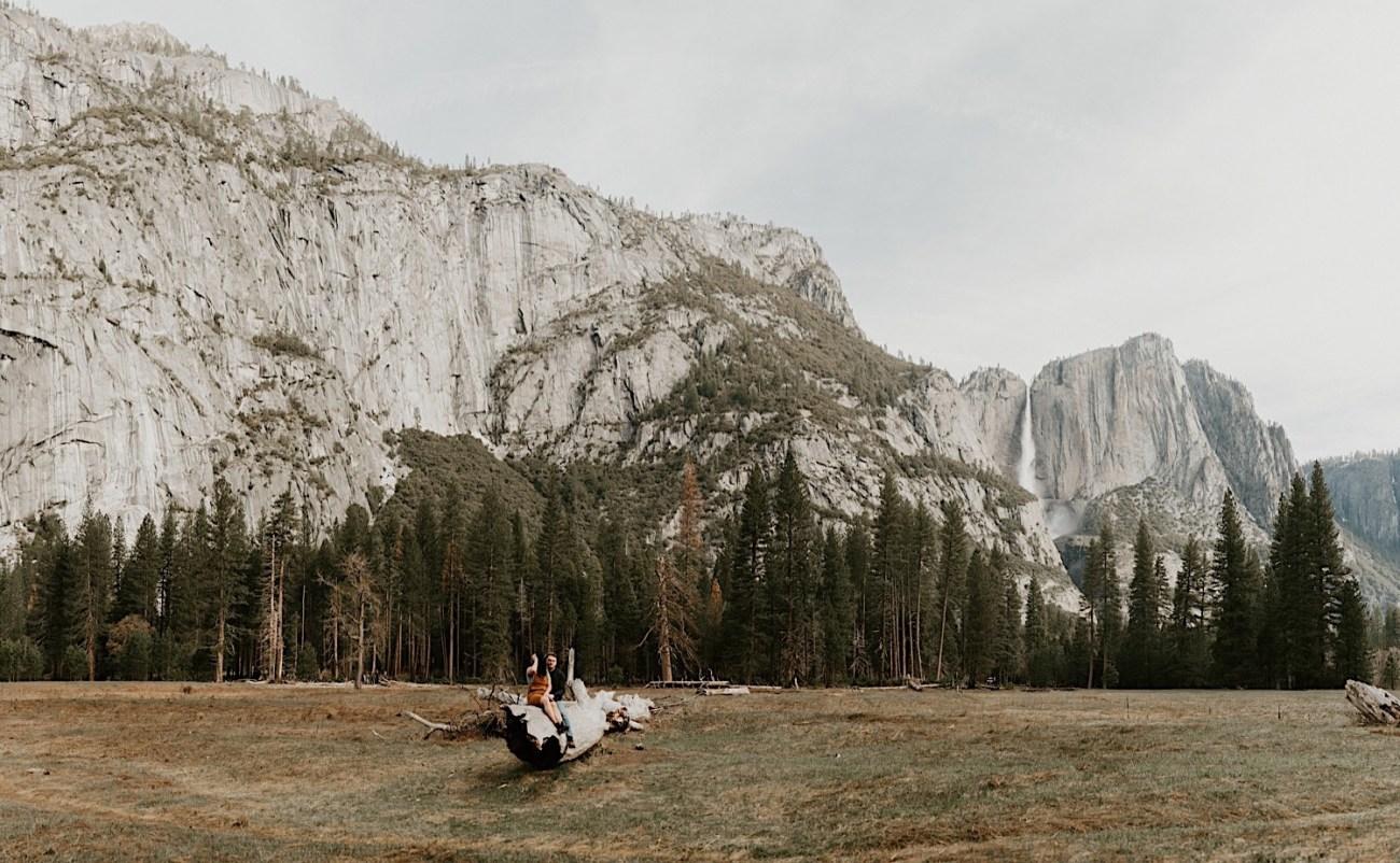 Yosemite Anniversary California Wedding Photographer San Francisco Wedding Photographer Yosemite Elopement 17