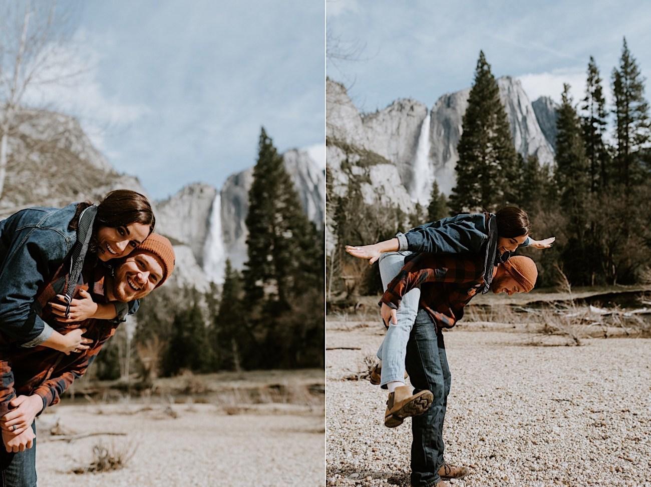 Yosemite Anniversary California Wedding Photographer San Francisco Wedding Photographer Yosemite Elopement 30