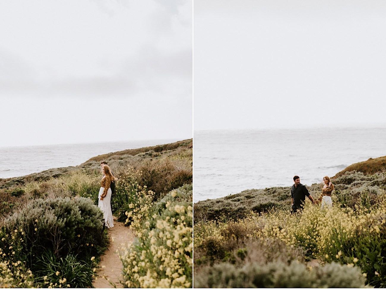 Big Sur California Couple Session San Francisco Wedding Photographer 02