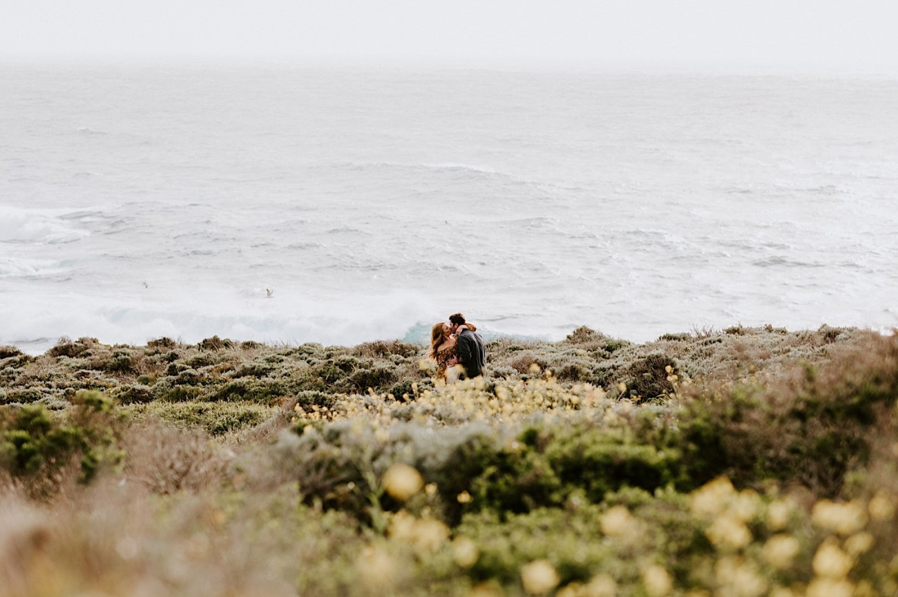 Big Sur California Couple Session San Francisco Wedding Photographer 03
