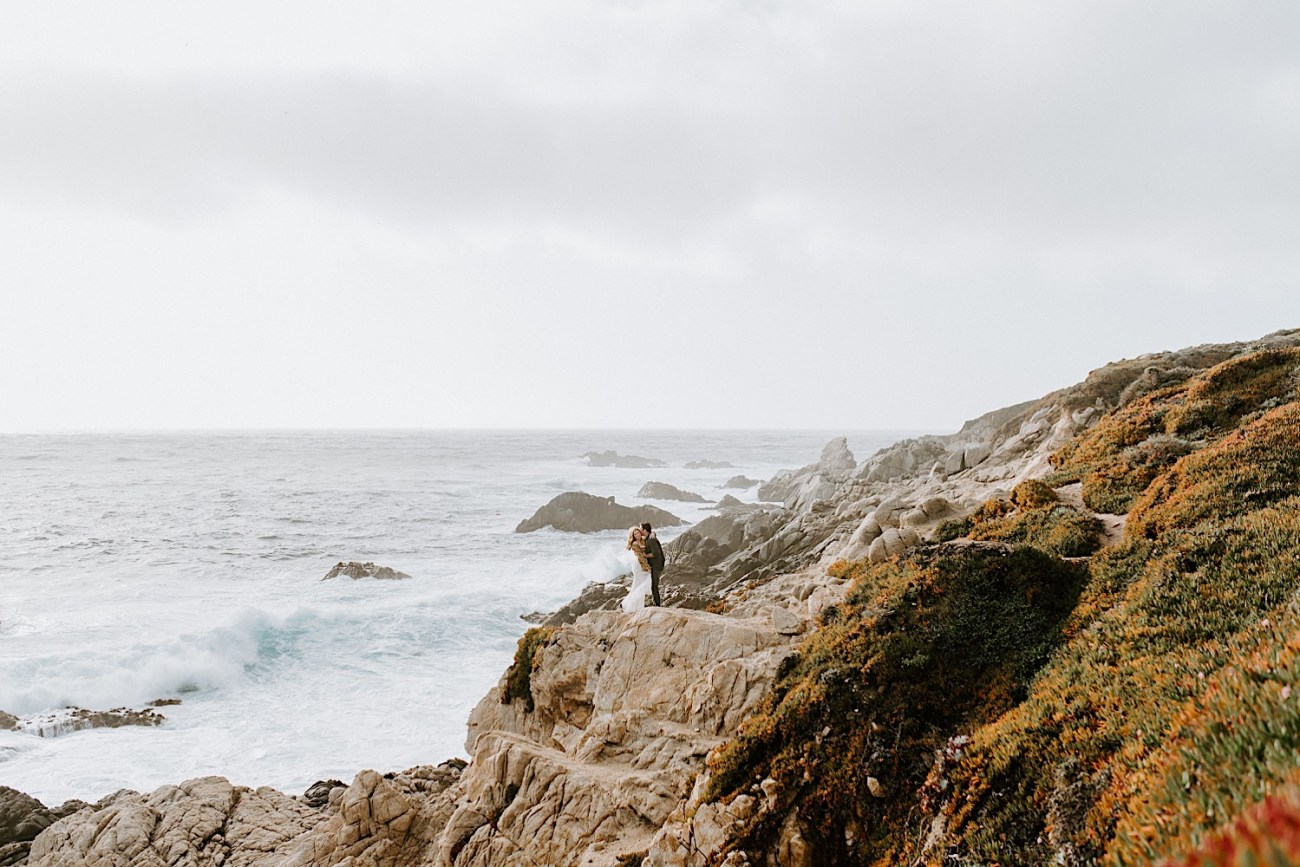Big Sur California Couple Session San Francisco Wedding Photographer 12