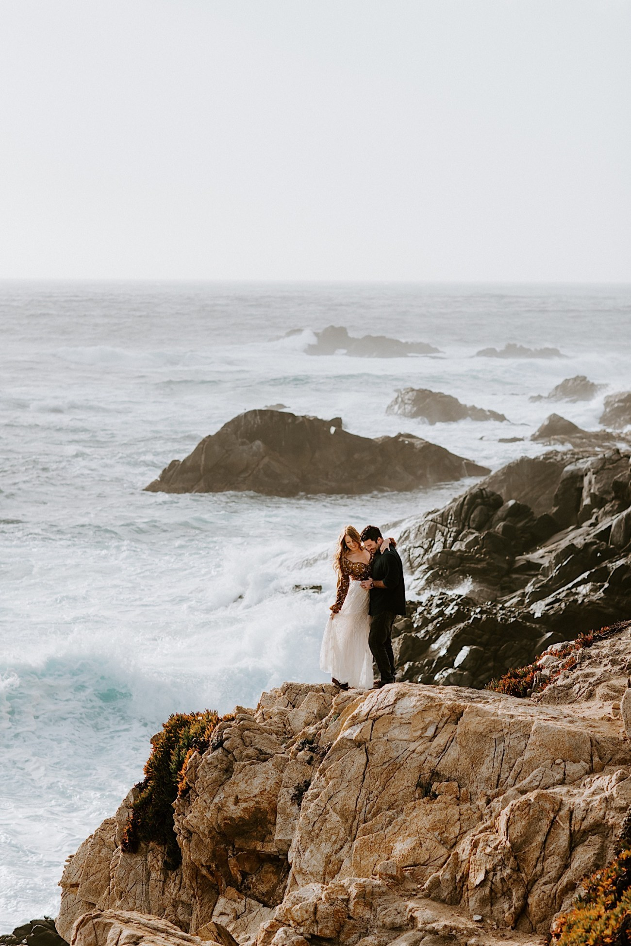 Big Sur California Couple Session San Francisco Wedding Photographer 15