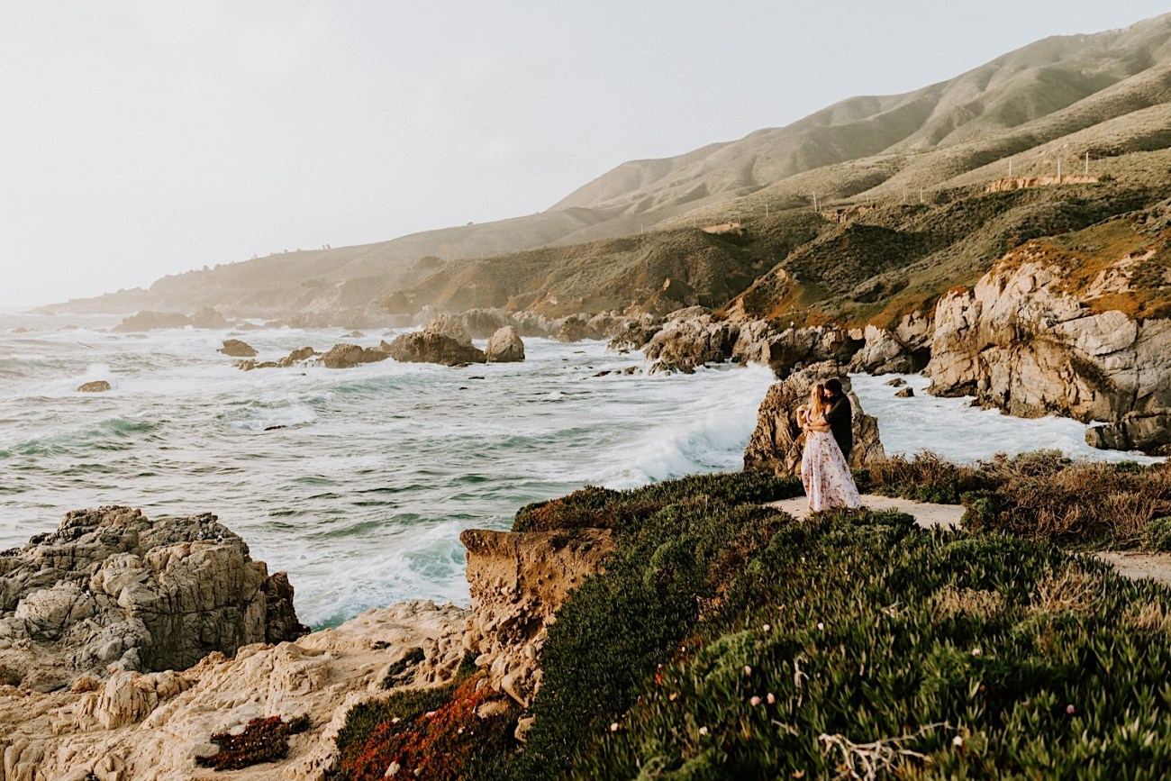 Big Sur California Couple Session San Francisco Wedding Photographer 27