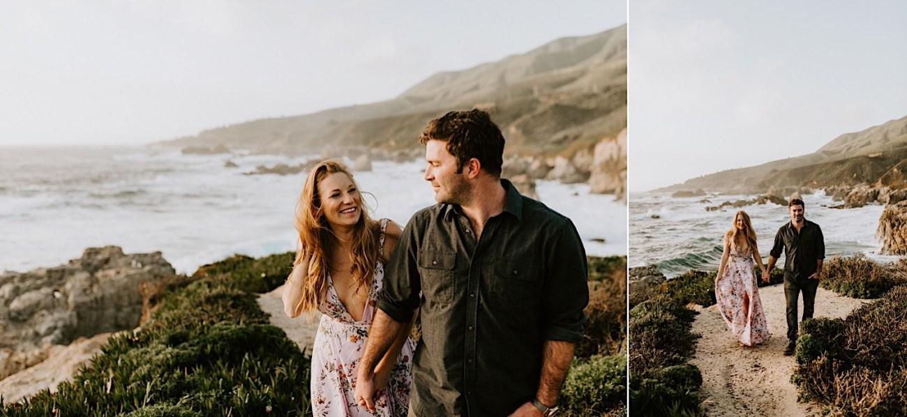 Big Sur California Couple Session San Francisco Wedding Photographer 31