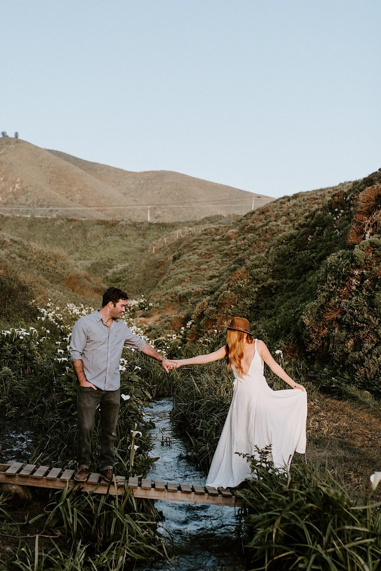 Monterey Wedding Photographer California Coast Enagement Session 01