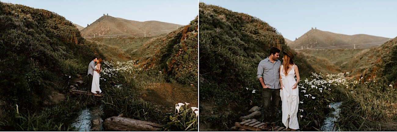 Monterey Wedding Photographer California Coast Enagement Session 02