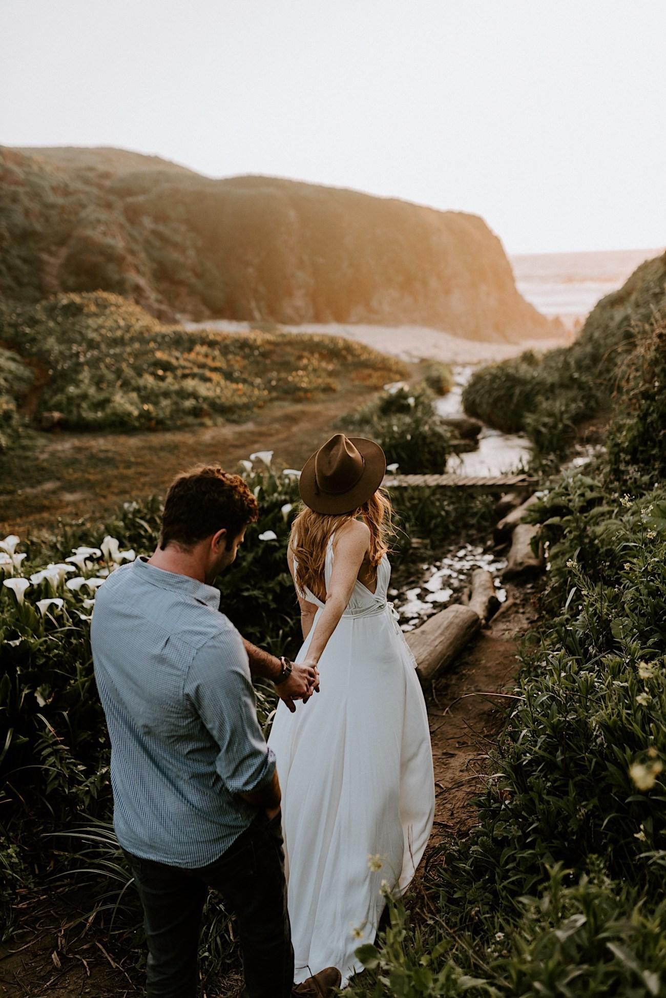Monterey Wedding Photographer California Coast Enagement Session 08