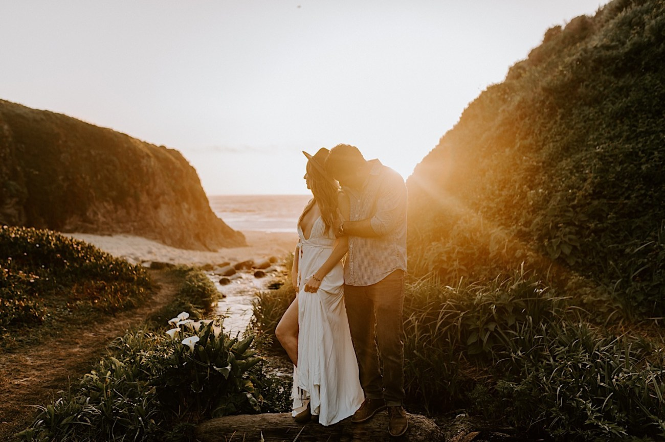 Monterey Wedding Photographer California Coast Enagement Session 09