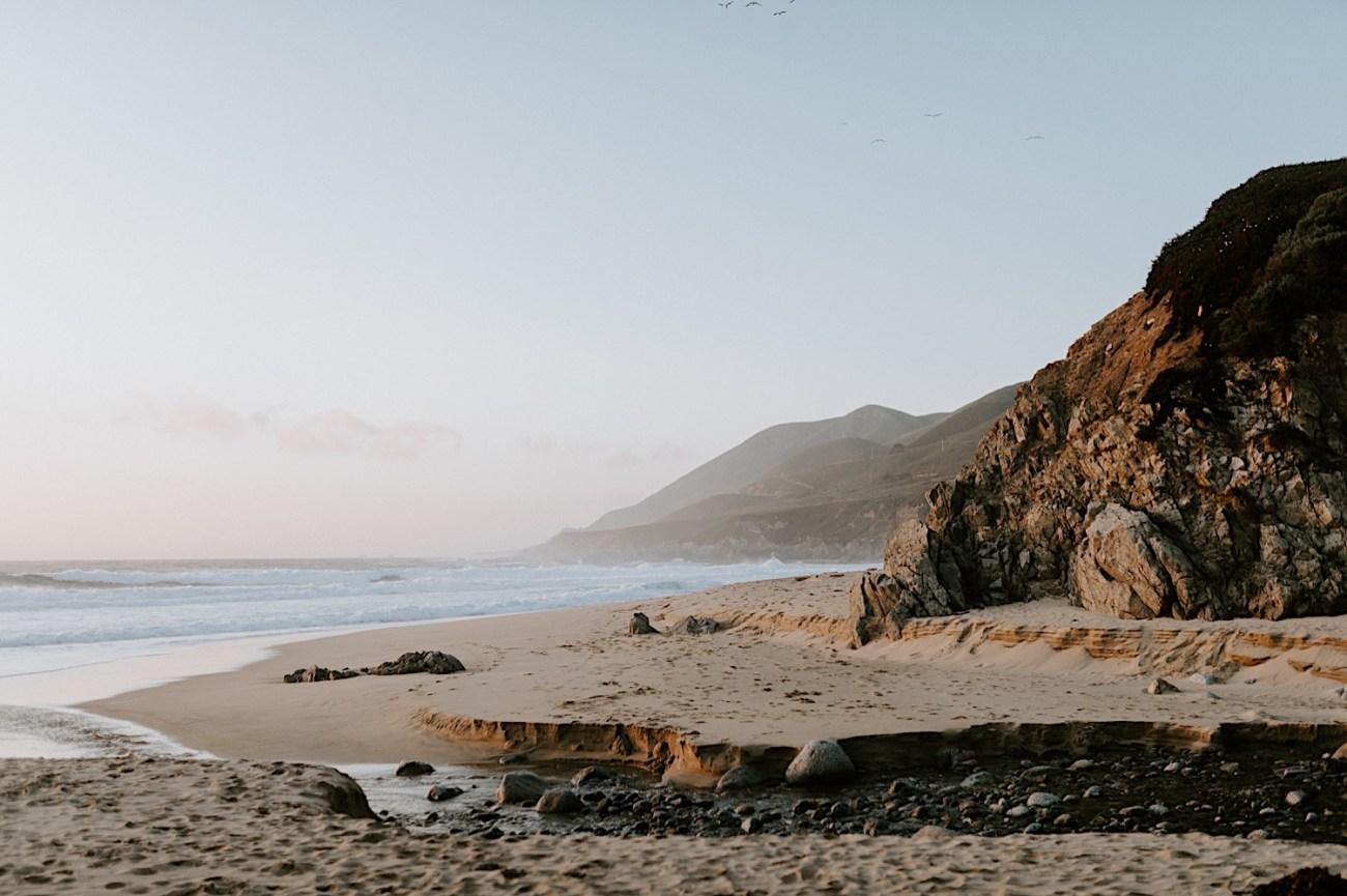Monterey Wedding Photographer California Coast Enagement Session 16