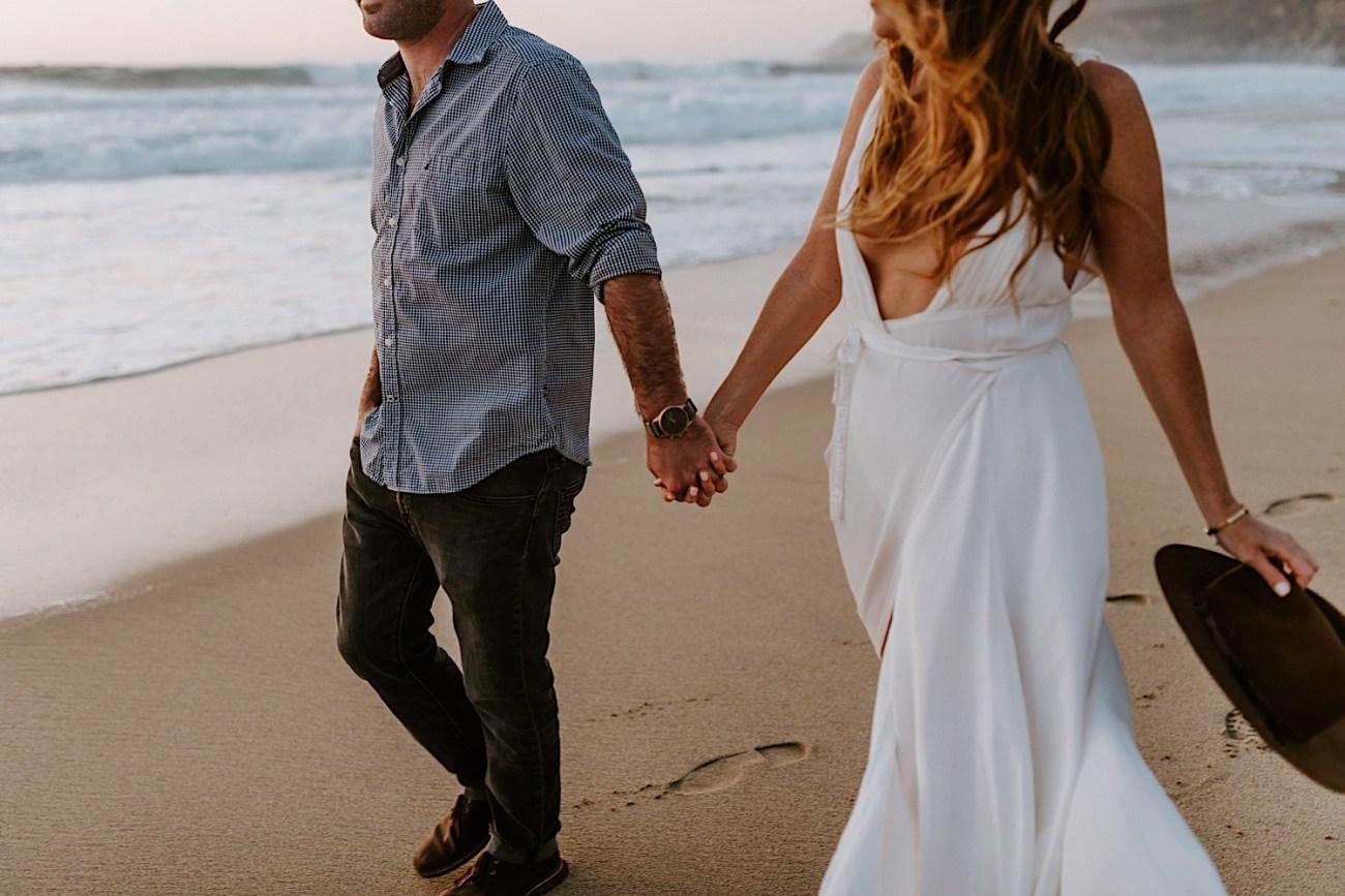 Monterey Wedding Photographer California Coast Enagement Session 23