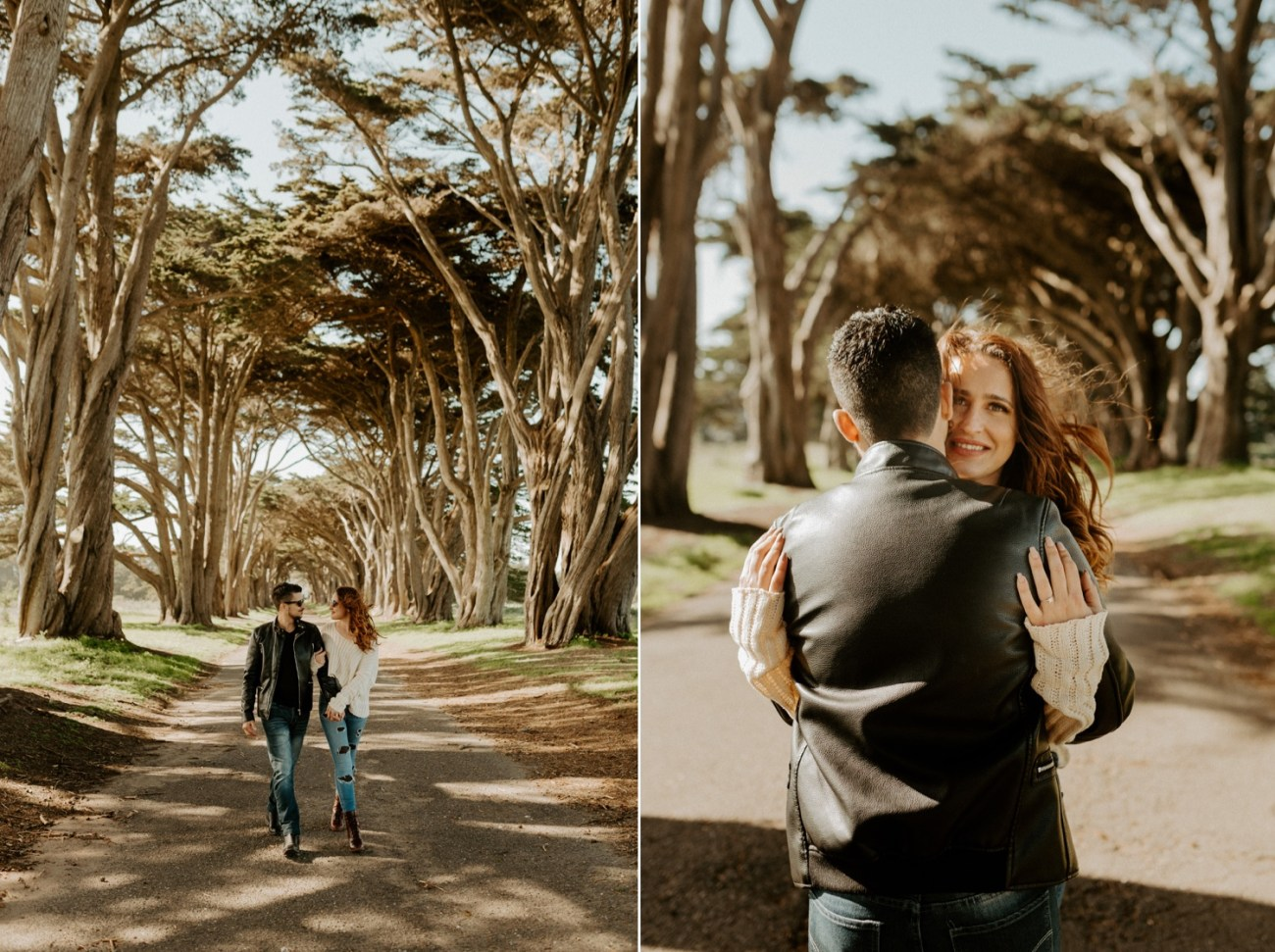 Point Reyes California Engagement Session San Francisco Wedding Photographer Anais Possamai Photography 005