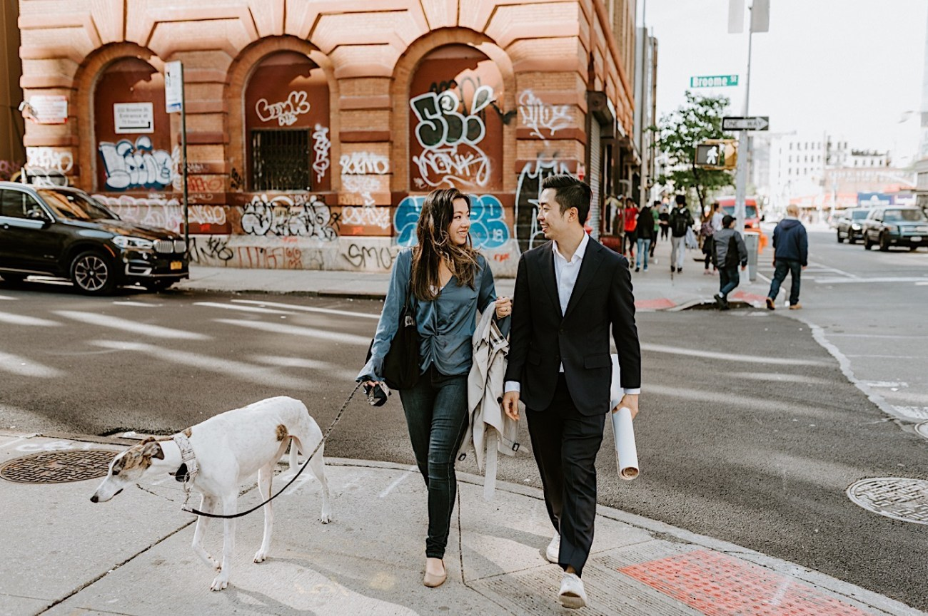 New York City Proposal NYC Wedding Photographer NYC Engagement Photos 14