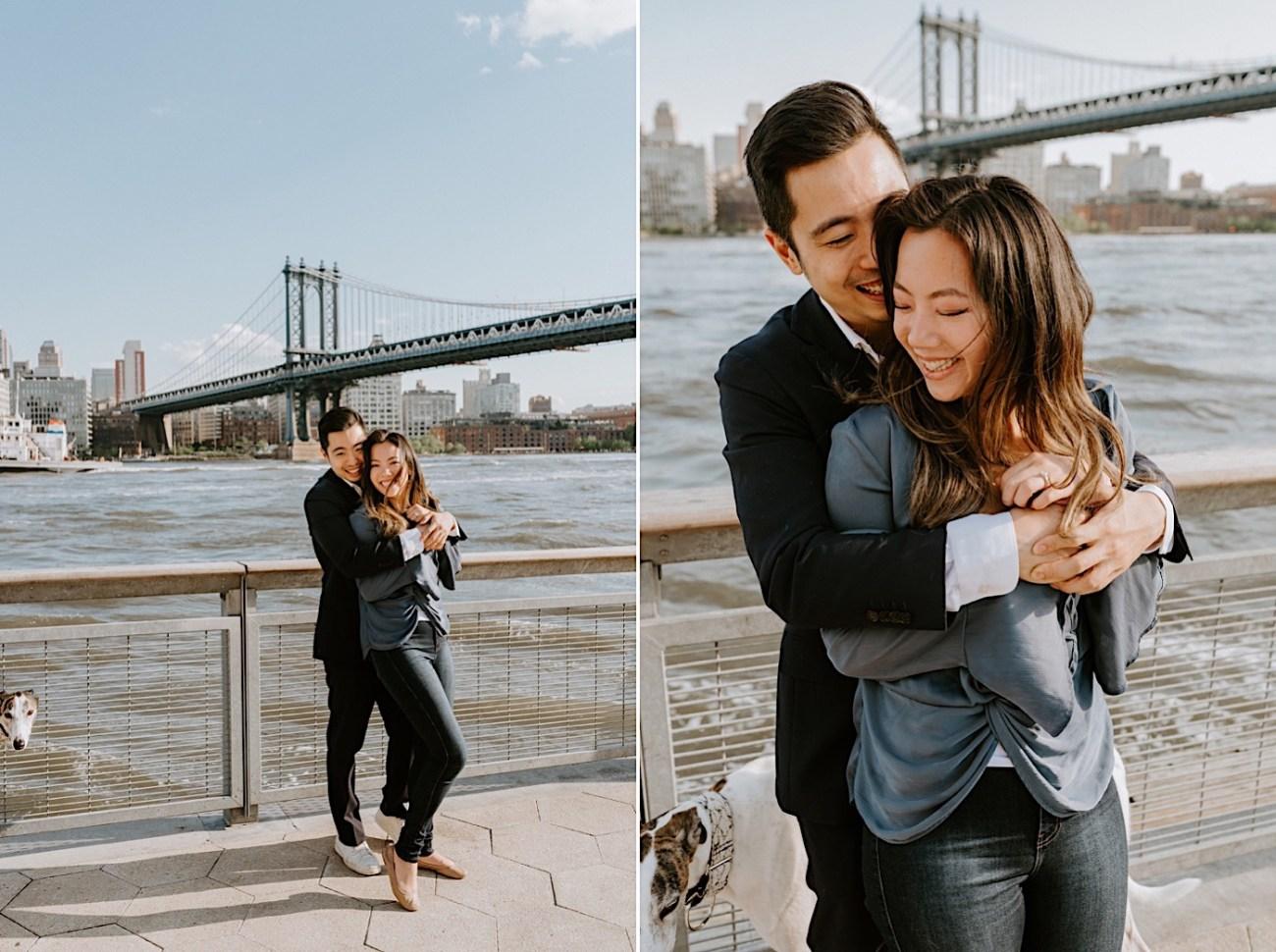 New York City Proposal NYC Wedding Photographer NYC Engagement Photos 25