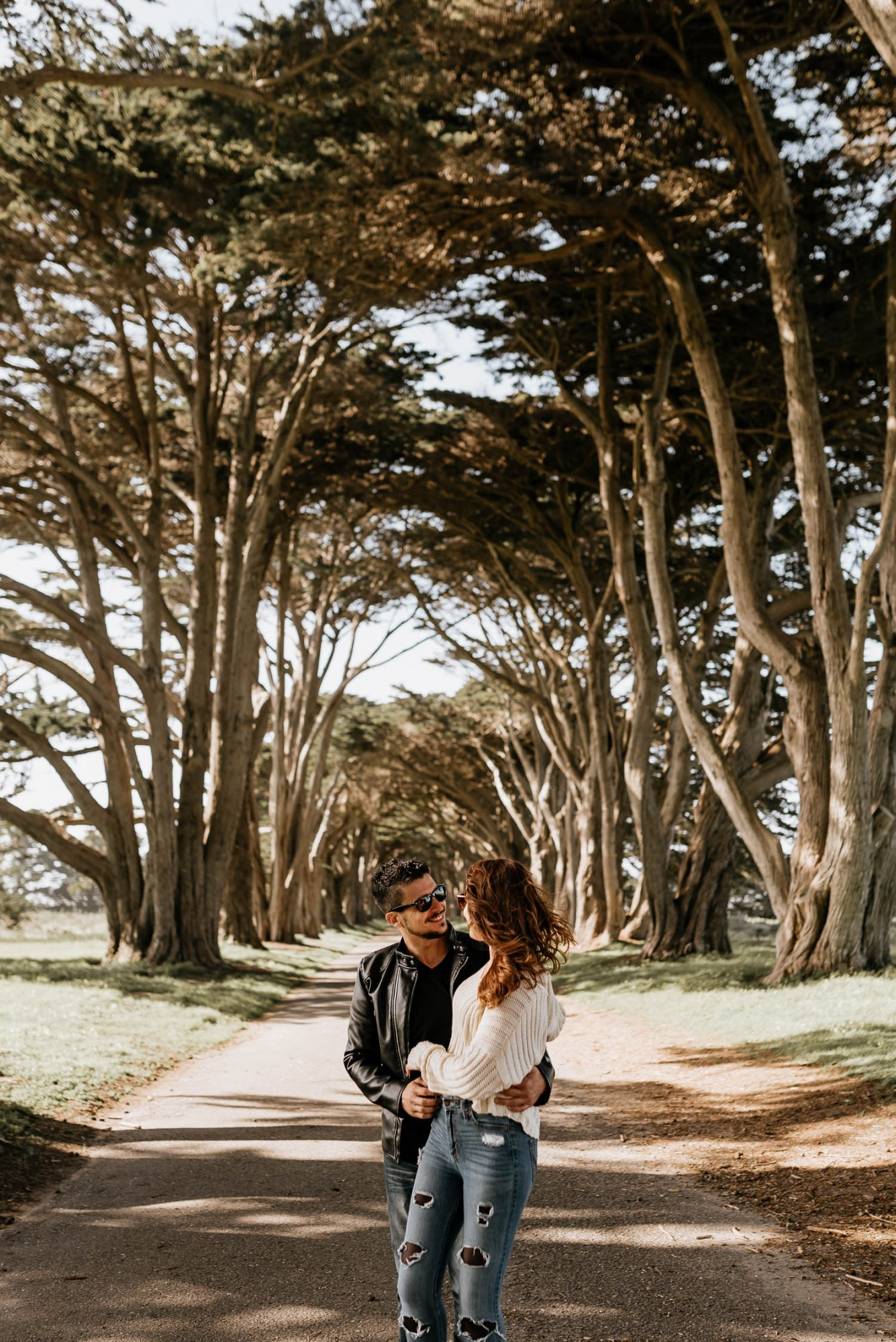 Point Reyes Engagement Session 1