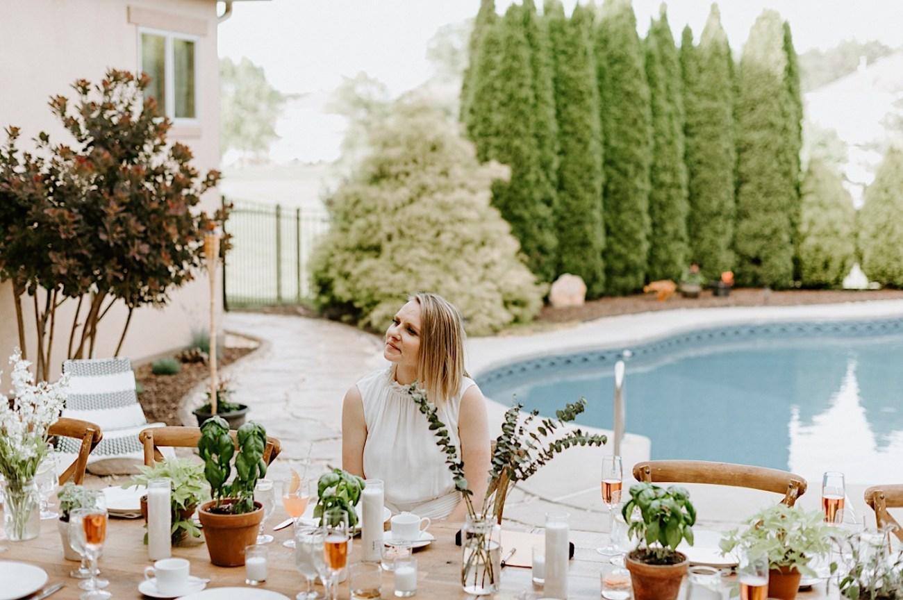 NJ Wedding Photographer Backyard Wedding 55