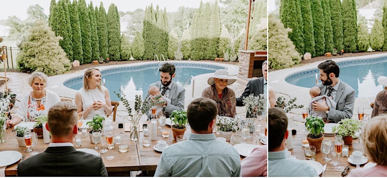 NJ Wedding Photographer Backyard Wedding 57