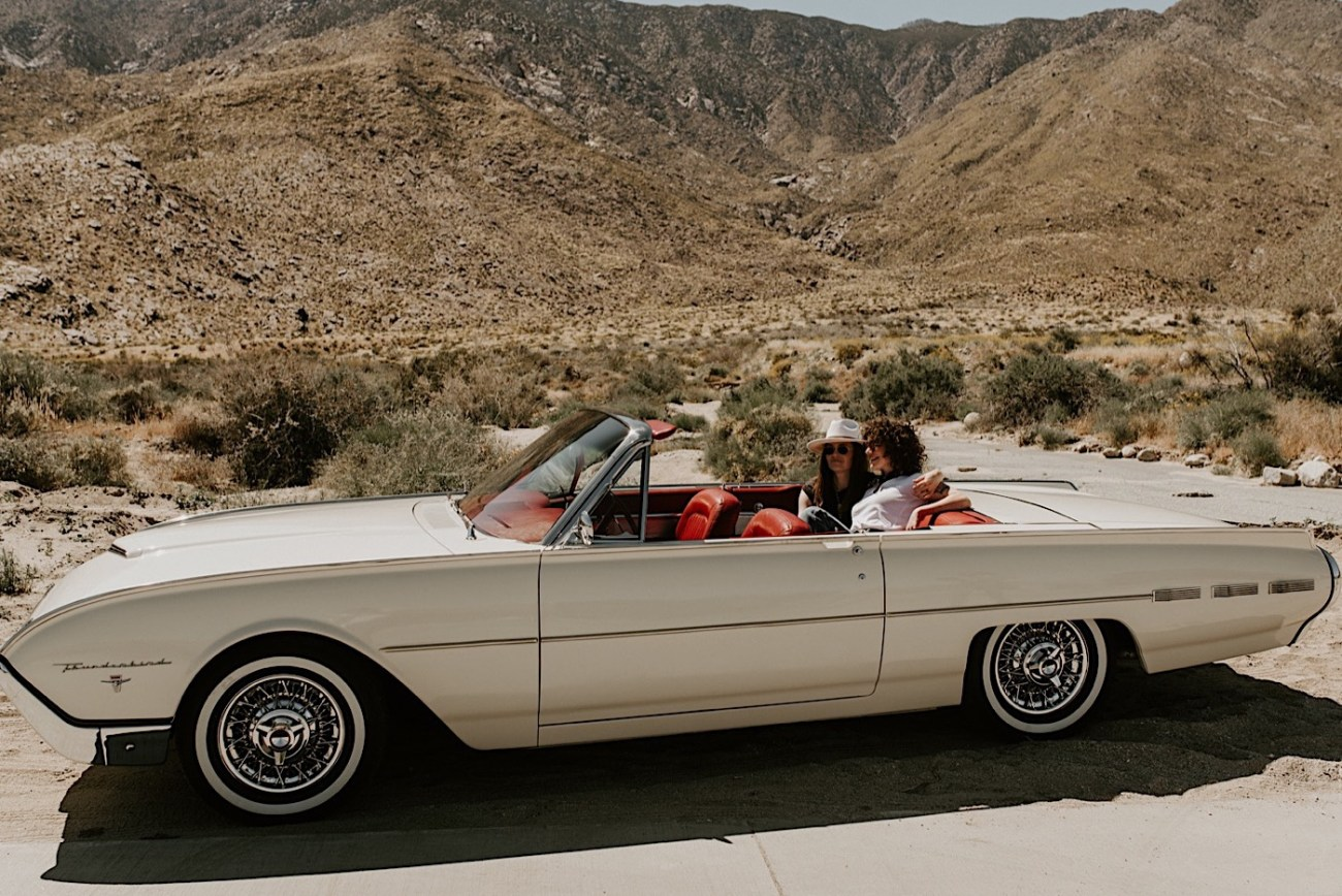 Palm Springs Elopement Los Angeles Elopement Photographer Desert Elopement 22