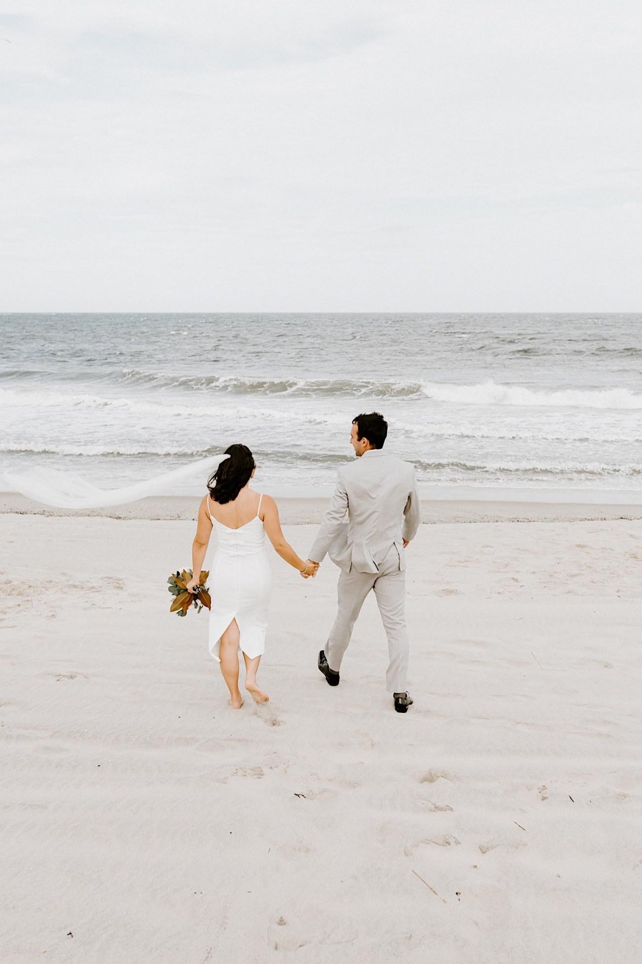 Sea Bright NJ Elopement Asbury Park Wedding Photographer NJ Wedding Photographer 02