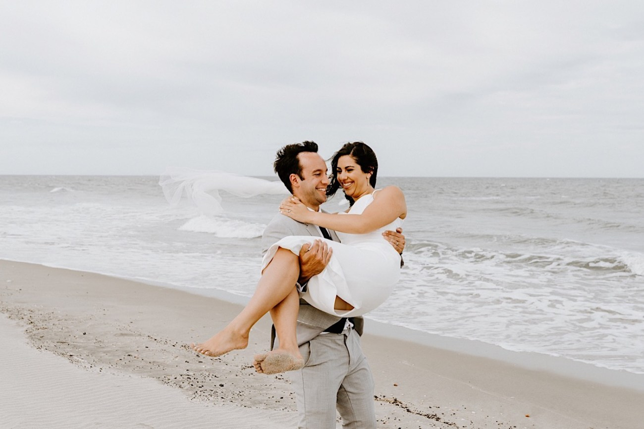 Sea Bright NJ Elopement Asbury Park Wedding Photographer NJ Wedding Photographer 11