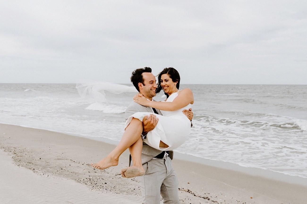 Sea Bright NJ Elopement Asbury Park Wedding Photographer NJ Wedding Photographer 11