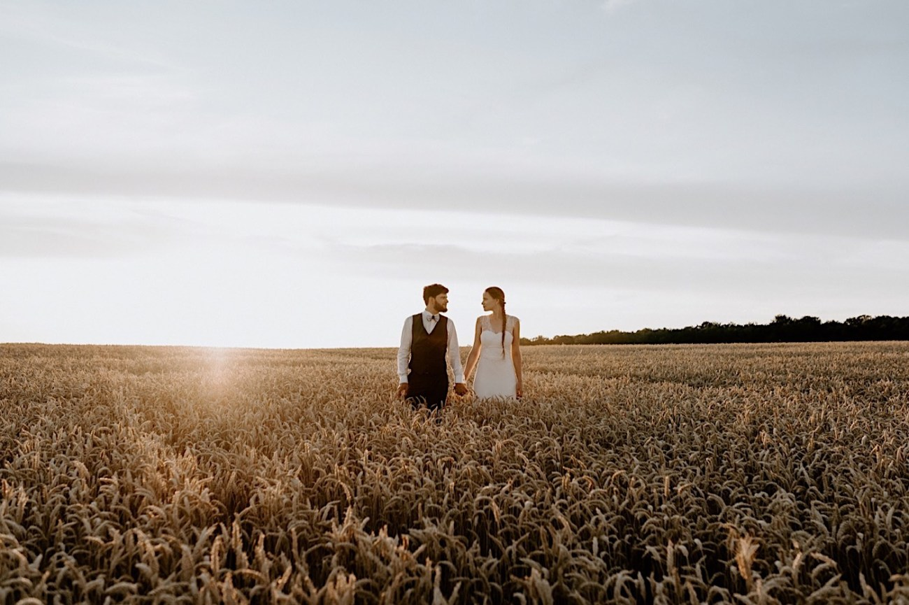 France Wedding Wheat Field Wedding Photos Paris Wedding Photographer 033
