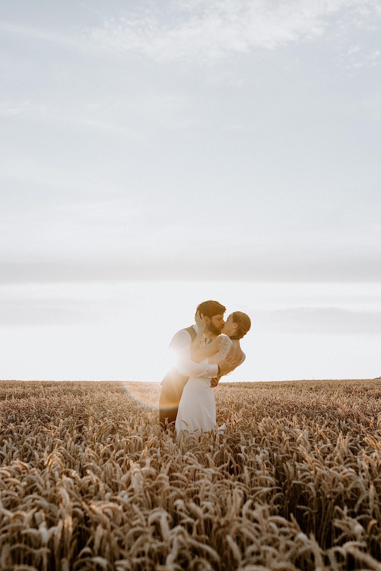 France Wedding Wheat Field Wedding Photos Paris Wedding Photographer 034