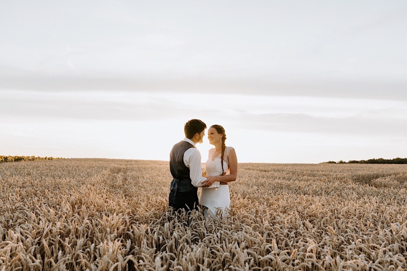 France Wedding Wheat Field Wedding Photos Paris Wedding Photographer 036