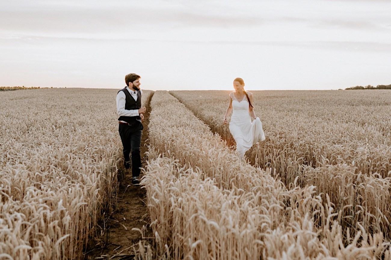 France Wedding Wheat Field Wedding Photos Paris Wedding Photographer 045
