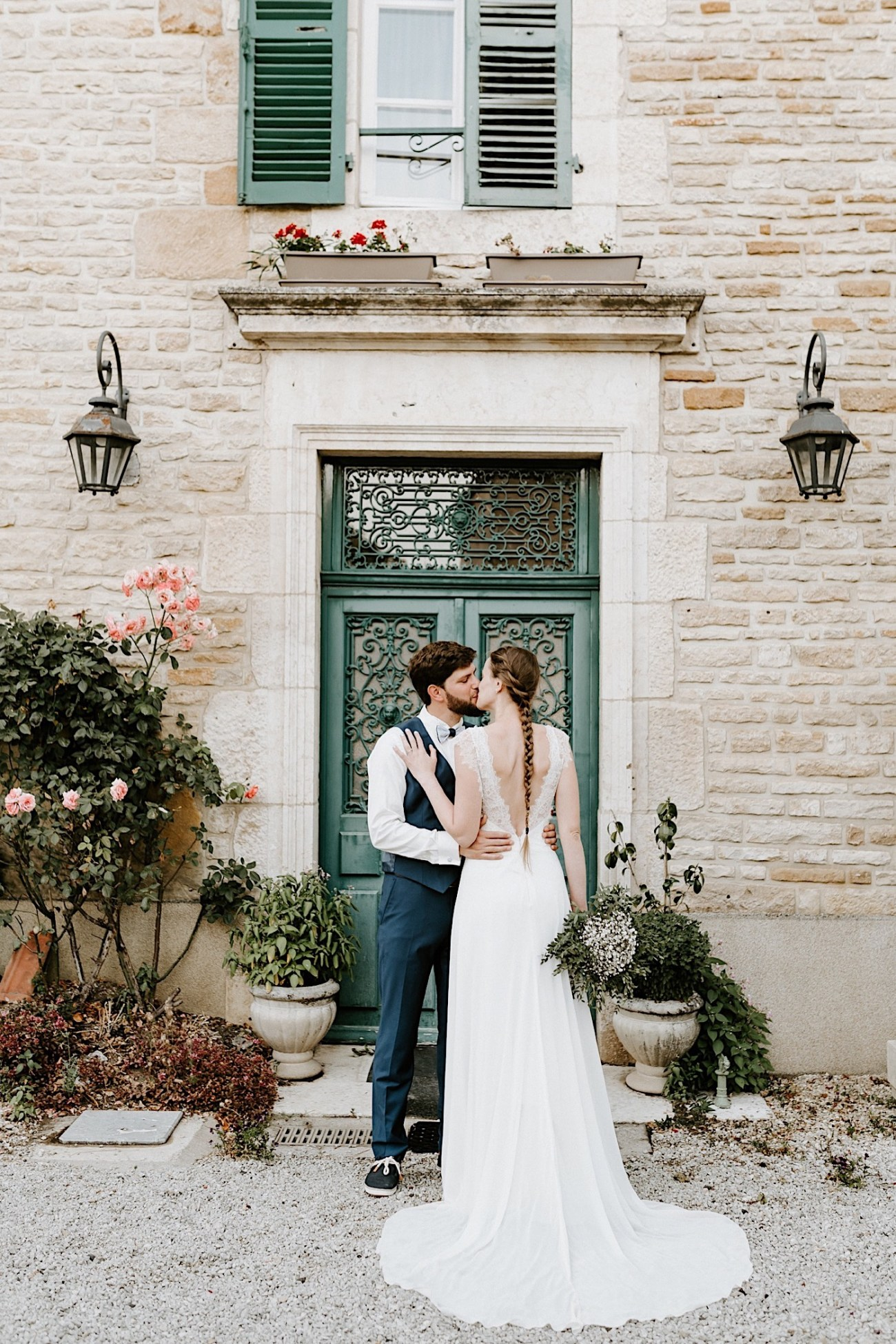 French Rural Wedding After Wedding Day Photos Paris Wedding Photographer 002