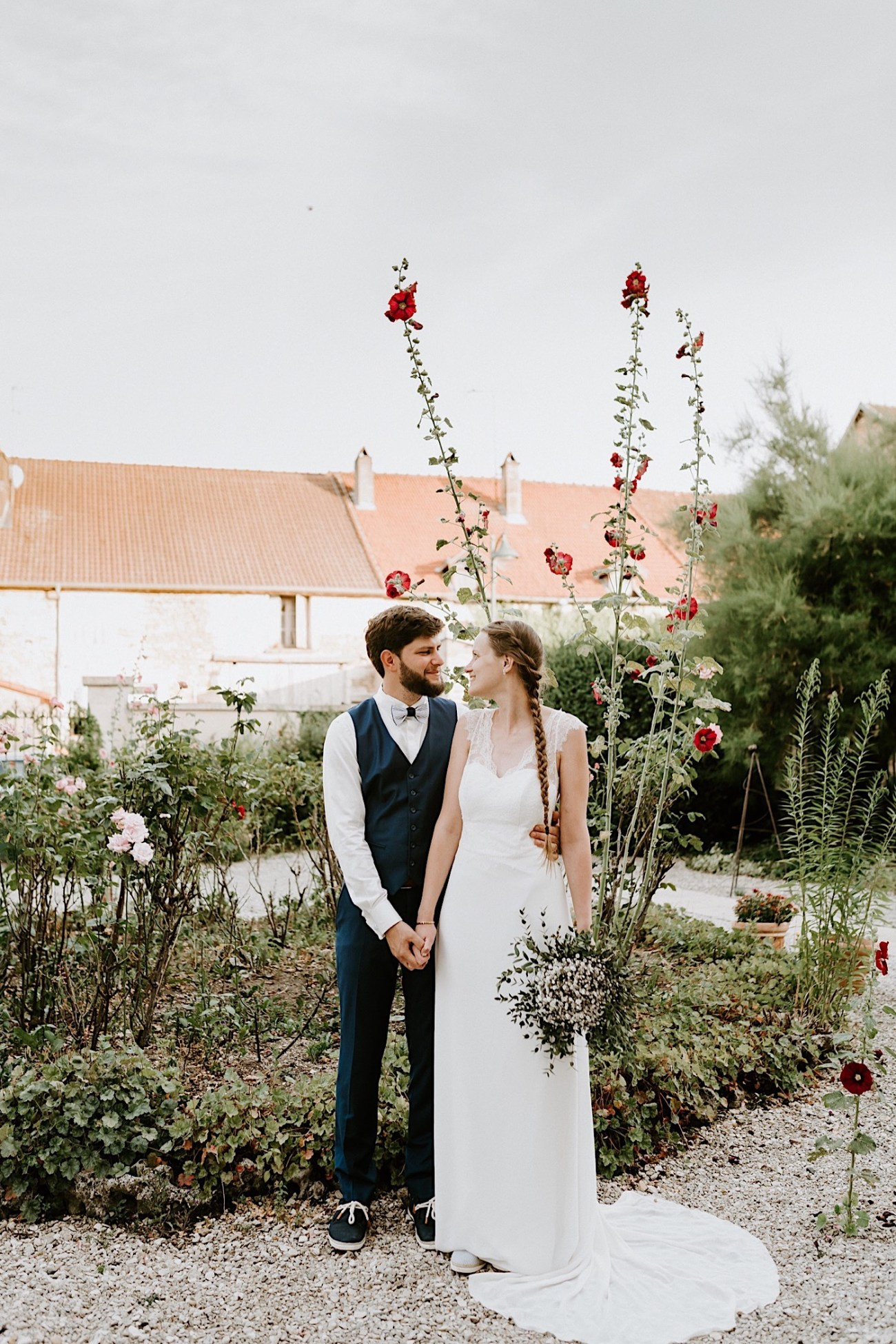 French Rural Wedding After Wedding Day Photos Paris Wedding Photographer 004
