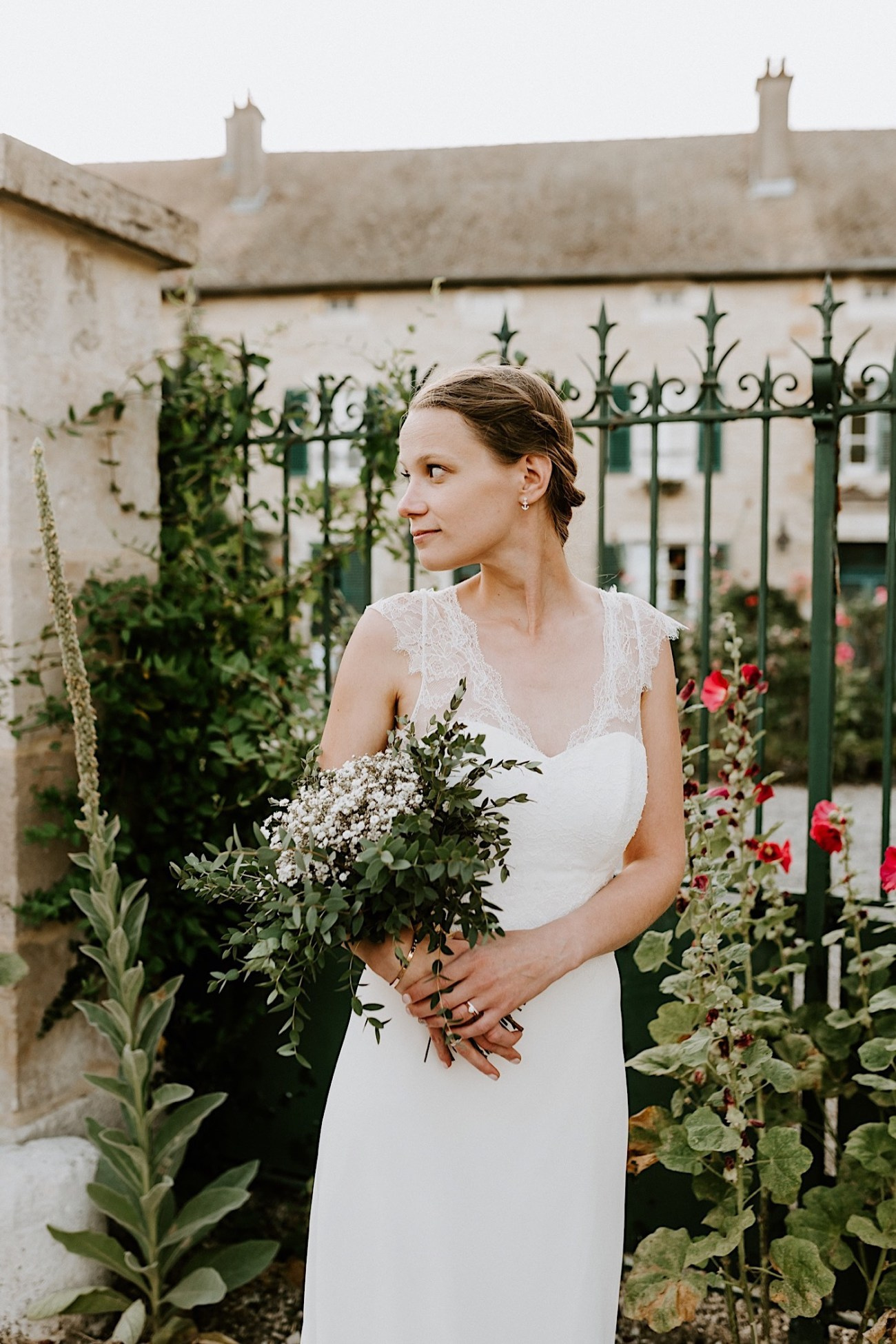 French Rural Wedding After Wedding Day Photos Paris Wedding Photographer 016