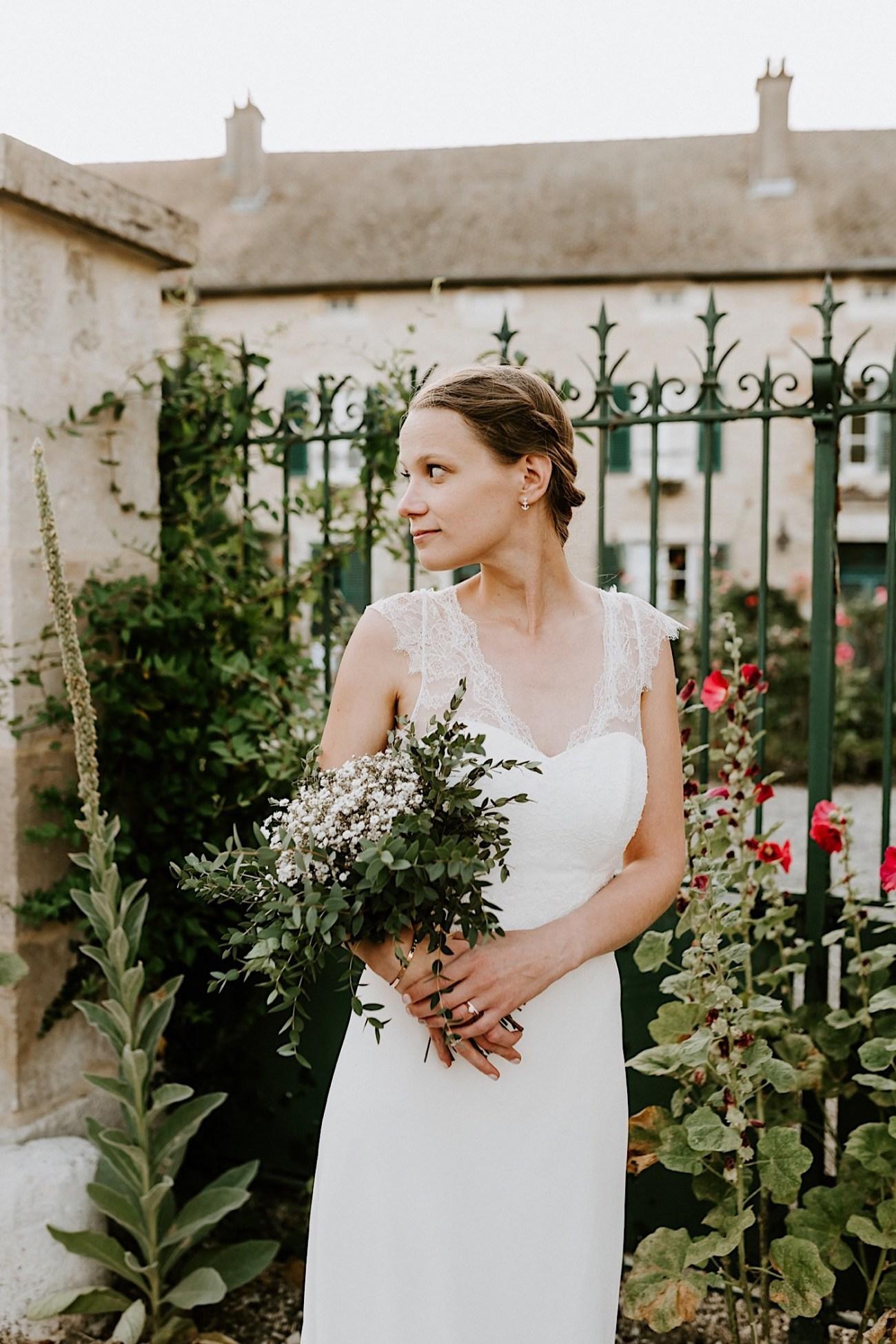 French Rural Wedding After Wedding Day Photos Paris Wedding Photographer 016