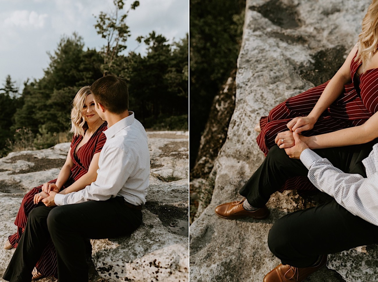 Minnewaska Engagement Session New York Wedding Photographer Hudson Valley Wedding Catskill Weddingphotographer 06